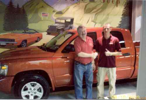 New Dodge Dakota for Belize