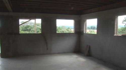 Inside second floor