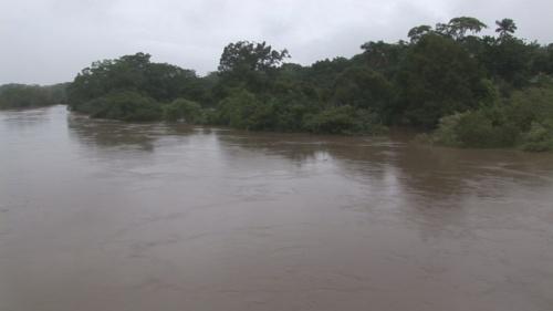 Swollen River - San Ignacio
